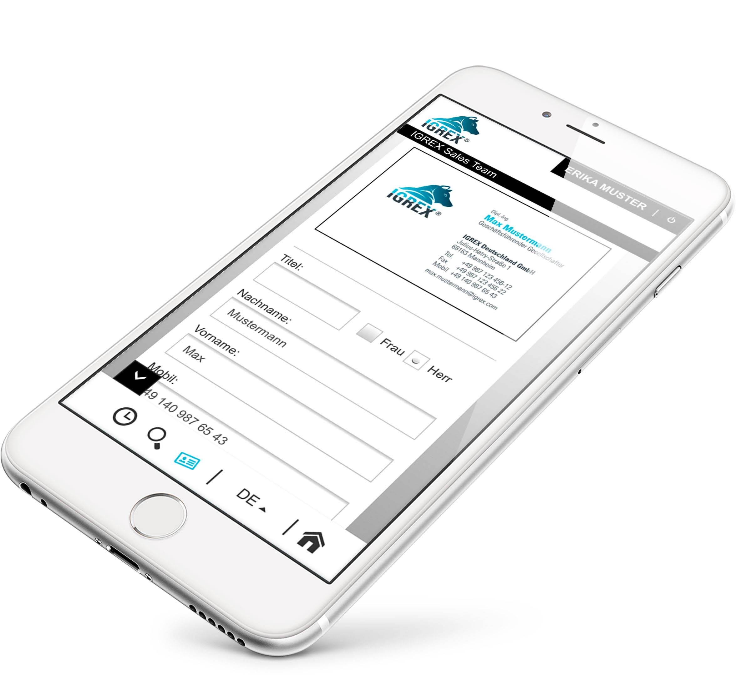 performante Lead-App